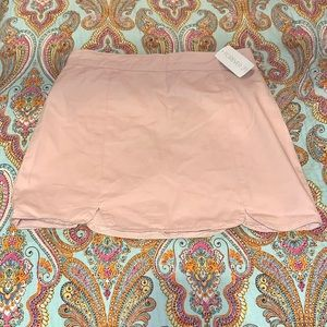Forever 21 Pink Mini Skirt - NEW